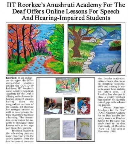 IIT-Roorkee's-Anushruti-Academy-for-the-Deaf-offers-online-lessons-for-speech-P96-Small
