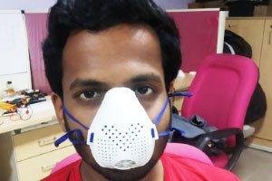Low-Cost Reusable Mask